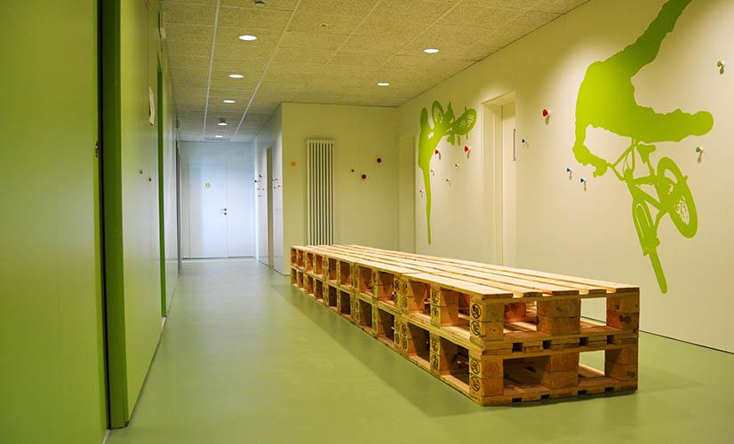 Acoustyl vinyl flooring - Solid colors - Hotel - Acoustyl Uni