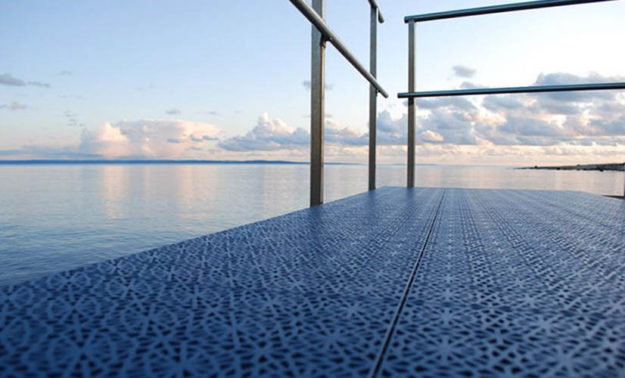 Outdoor tiles - Terrace - Bergo