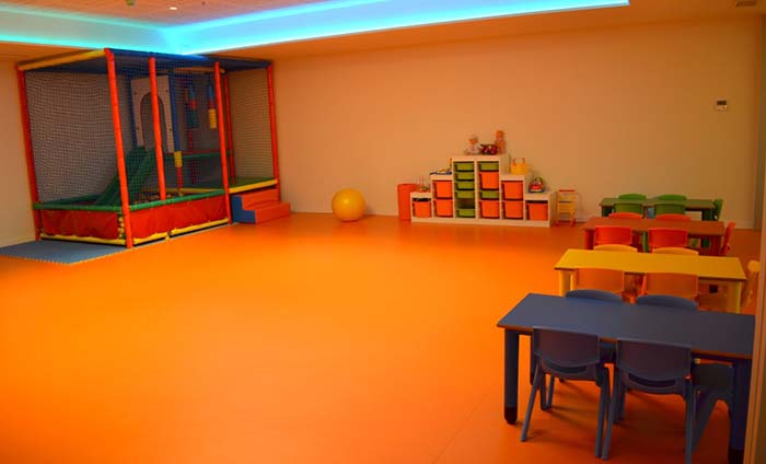 Playground flooring - Solid color floorings - Sportex