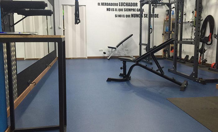 Rubber floorings-Gym floorings-Energy
